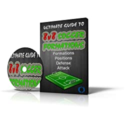 8v8 Soccer Formations