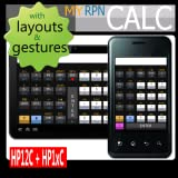 Free Android App: A Scientific and Financial RPN Calculator (HP-12C & HP-15C likewise)