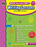 img - for Write from the Start! Writing Lessons Grd 3 book / textbook / text book