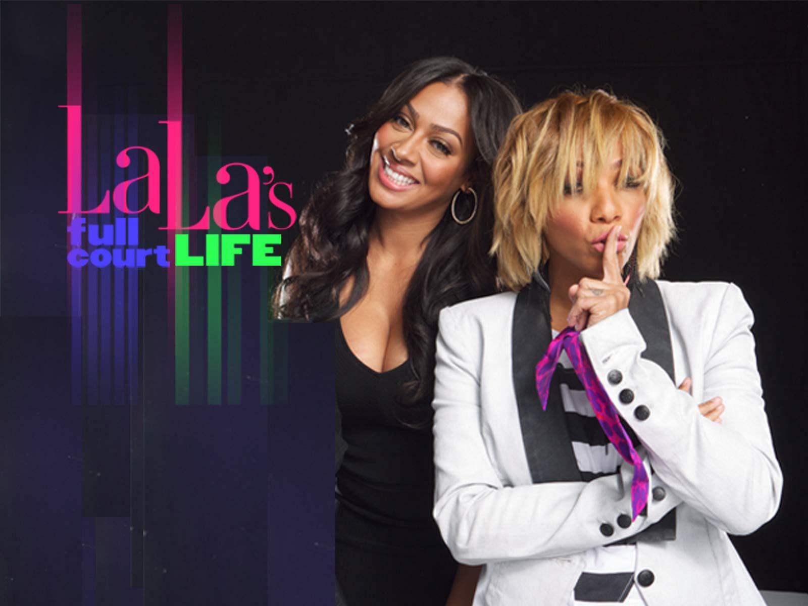 La La's Full Court Life on Amazon Prime Instant Video UK
