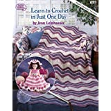Learn to Crochet in Just One Dayby DRG Publishing
