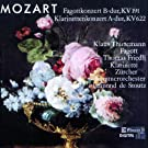 Concerto pour basson / Concerto pour clarinette