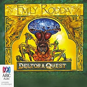 The Shifting Sands: Deltora Quest, Book 4 | [Emily Rodda]