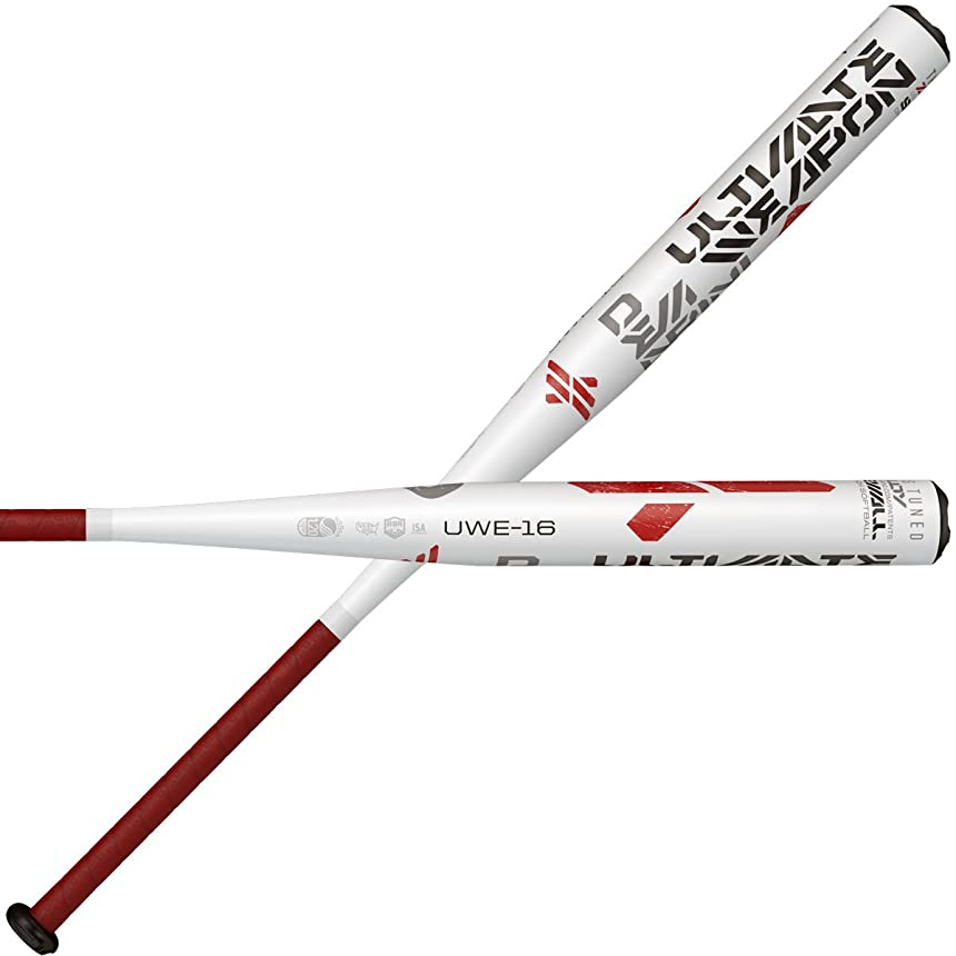 DeMarini Ultimate Weapon 2016 Slowpitch Softball Bat DXUWE, 34
