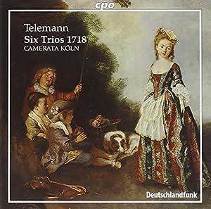 Telemann: Six Trios 1718