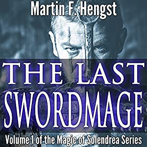 The Last Swordmage Audiobook