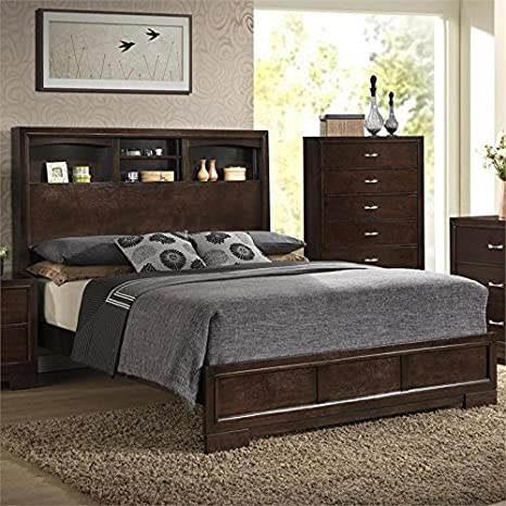 Denver Storage Bed - Full