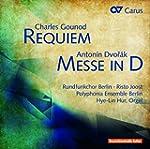 Gounod/Dvorak: Requiem / Messe in D