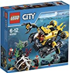 LEGO 60092 City Explorers Deep Sea Su...