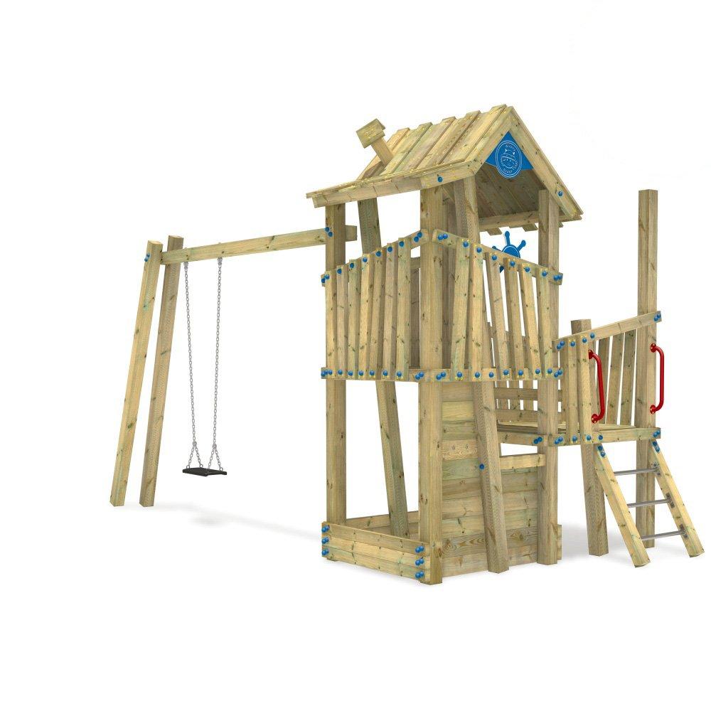 WICKEY Spielturm öffentlicher Kletterturm EN-1176 GIANT Castle G-Force für professionellen Gebrauch günstig bestellen