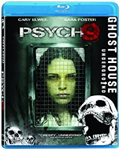 NEW Elwes/biehn/foster/camp - Psych: 9 (Blu-ray)