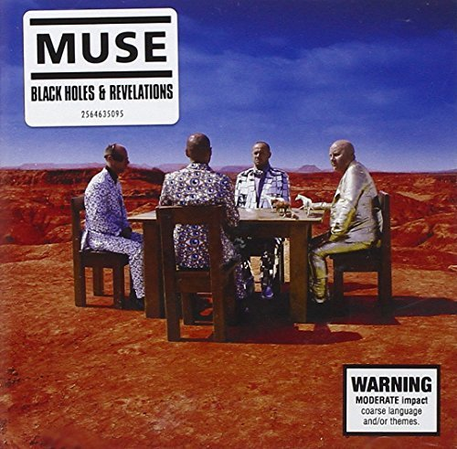 albums similar to black holes and revelations - photo #9