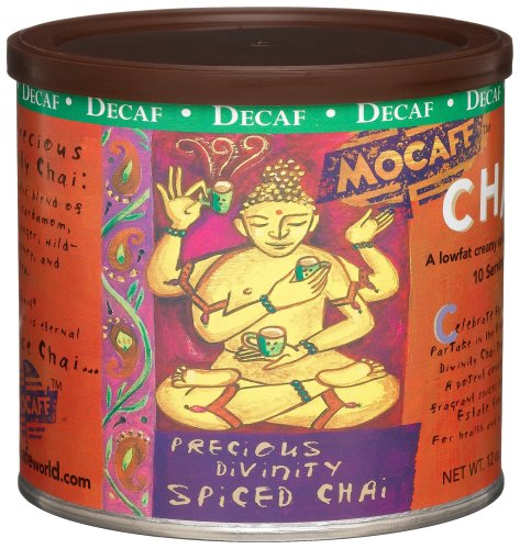 Decaf Spiced Chai Latte