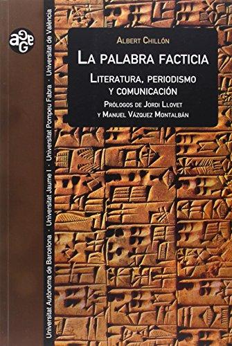 LA PALABRA FACTICIA