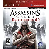 Assassin's Creed: Brotherhood - Playstation 3 ~ UBI Soft