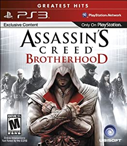 Assassin's Creed: Brotherhood - Playstation 3