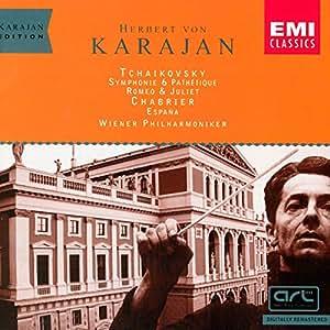 Chabrier/Tchaikovsky;Espana
