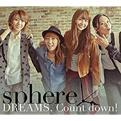 DREAMS, Count down!(初回生産限定盤B)(DVD付)