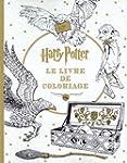 Harry Potter - Le livre de coloriage...