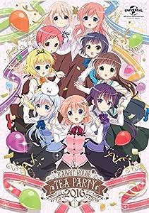 ご注文はうさぎですか??Rabbit House Tea Party 2016(初回限定版) [Blu-ray]