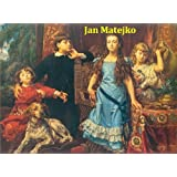 80 Color Paintings of Jan Matejko (Mateyko) - Polish Historical Painter (June 24, 1838 - November 1, 1893)