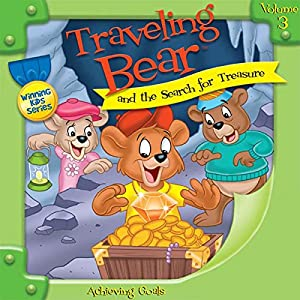 Traveling Bear and the Search for Treasure Audiobook