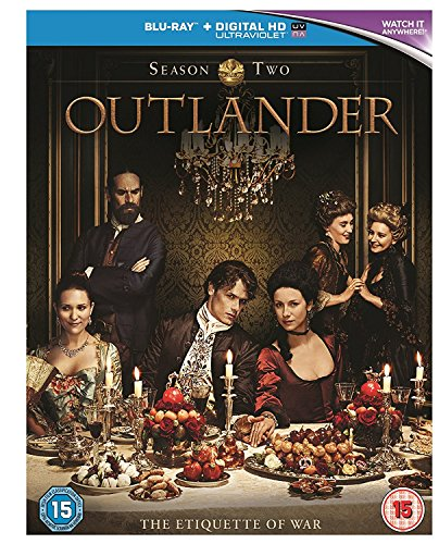Outlander: Complete Season 2 [Blu-ray] (Outlander Season Two compare prices)