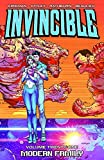 Invincible Volume 21: Modern Family