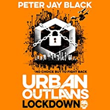 Lockdown Audiobook by Peter Jay Black Narrated by Andy Cresswell