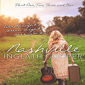 Nashville - Boxed Set Series - Part One, Two, Three and Four Audiobook