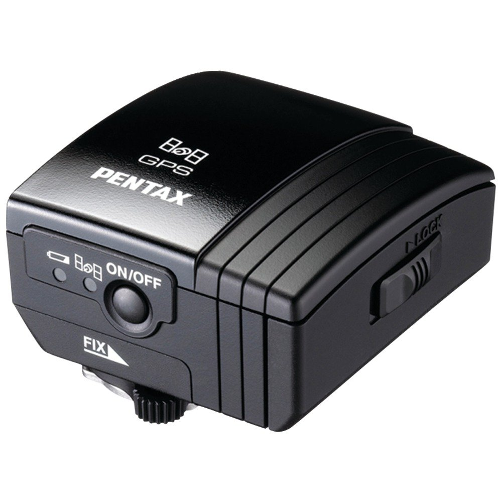 Pentax GPS Unit O-GPS1 Hotshoe Mounted Accessory GPS Unit for Pe