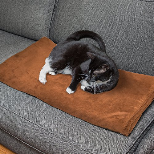 The Couch Potato – Pet Comfort Station – Couch Protecting Warming and Cooling Pad for Dogs and Cats
