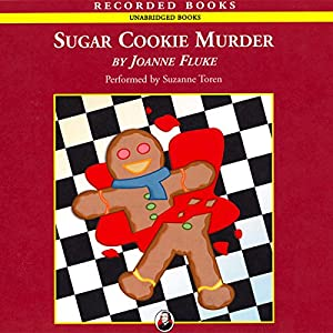 Sugar Cookie Murder Audiobook