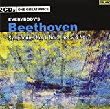 Beethoven: Symphonies Nos.1.2.5&7