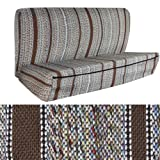 OxGord Saddle Blanket Full Size Truck Bench Seat Cover for Ford, Chevy, GMC, and Dodge Trucks, Brown