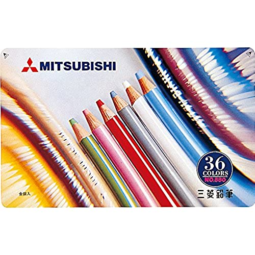 미츠비시 색연필 880 (12.24.36색상)