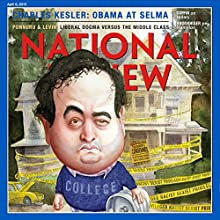National Review, April 6, 2015 (       UNABRIDGED) by National Review Narrated by Mark Ashby