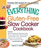 The Everything Gluten-Free Slow Cooker Cookbook (Everything®)