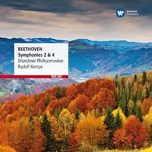 Beethoven Symphonies Nos 2&4