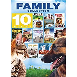 10-Movie Family Collection V.5
