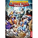 Champions Online With Bonus Questionite Power Armor- Windows