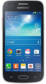 Samsung Galaxy Core Plus (Smartphone 4,3 pouces Bluetooth Wi-Fi USB Android 4.2 Jelly Bean 4 Go Noir