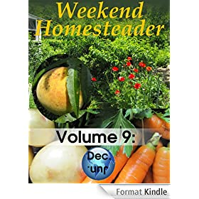 Weekend Homesteader: December (English Edition)