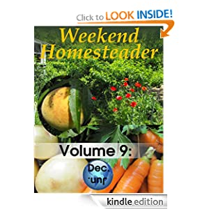 Weekend Homesteader: December [Kindle Edition]