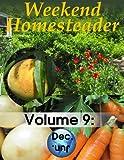 Weekend Homesteader: December