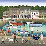 Wentworth New Jigsaw Puzzle 200 Pieces Louise Braithwaite - Padstow - Made in UK