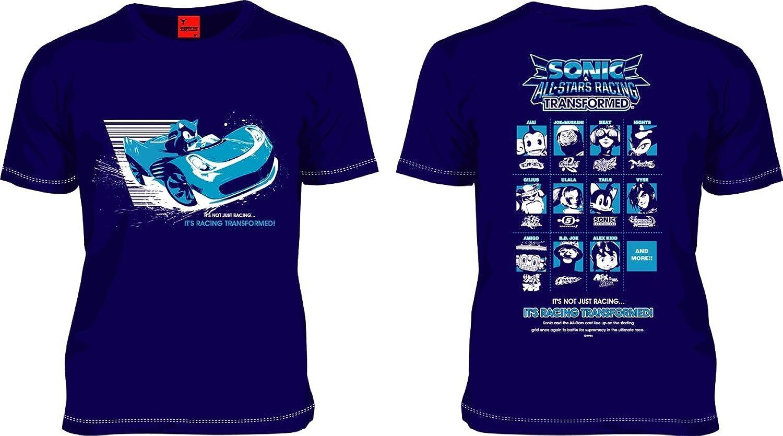 MARS16 ソニック&オールスターレーシング TRANSFORMED[ALL STAR ver.]Tシャツ (M)