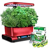Miracle-Gro AeroGarden Harvest Elite with Gourmet Herb Seed Pod Kit, Red