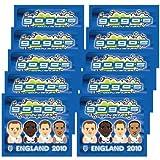 10 x Go Go's Crazy Bones ENGLAND 2010 Packet