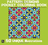 img - for Pattern Designs Pocket Coloring Book book / textbook / text book
